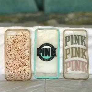 Victorias Secret Pink Iphone Cases